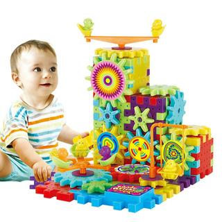 Construccion Tipo Lego Para Ninos Modelos Intercambiables