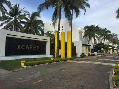 Casa En Venta Condominio Xcaret Villa 49, Club De Golf Maya