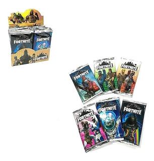 Fornite Cartas Coleccionables Caja X32 Packs