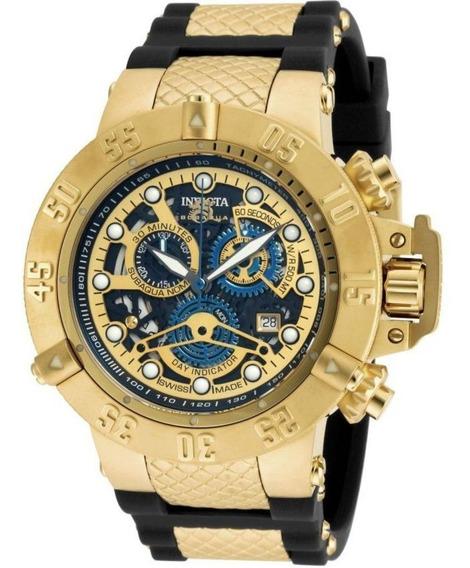 Relógio Xtz454689 Invicta Subaqua 18526 Noma 3 Pretorelógio