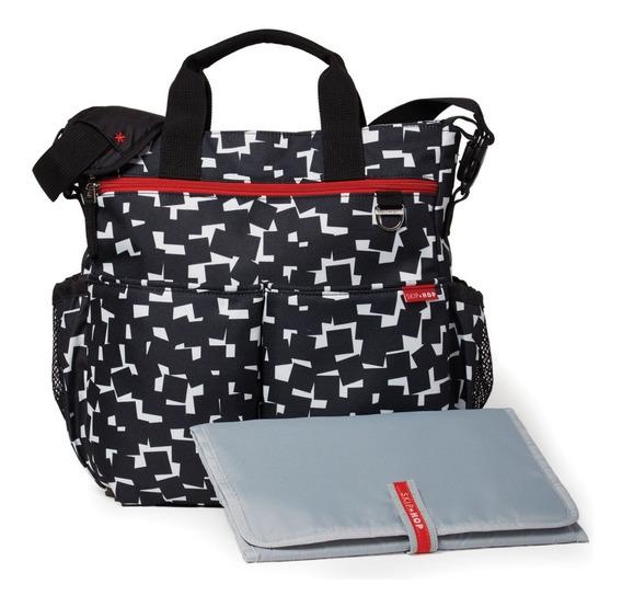 Bolsa Maternidade Skip Hop - Duo Signature Diaper Bag R$ 399