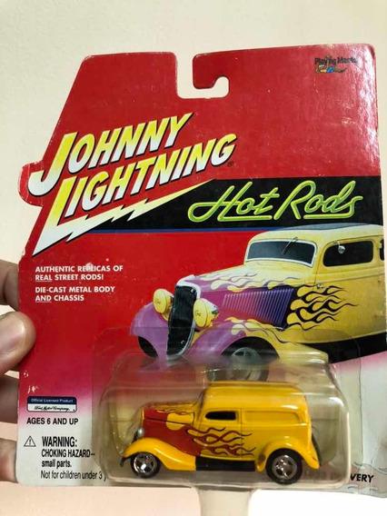 Johnny Lightning Hot Rod Ford 1933 Delivery Street Rod Vntg