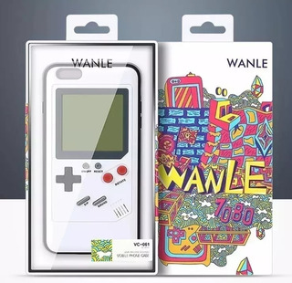 Funda Original Videojuego Tetris Game Boy Para iPhone 6plu/7