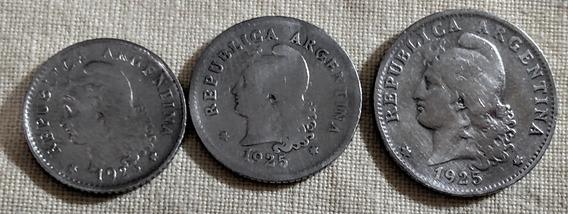 Monedas Argentinas Siglo Xx (1925)