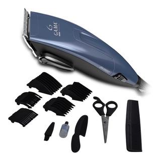 Maquina Cortar Pelo Cortadora Gama Gc Trimmer Patillas Barba Vellos Cuerpo Pecho Multiuso Accesorios Garantia (49)