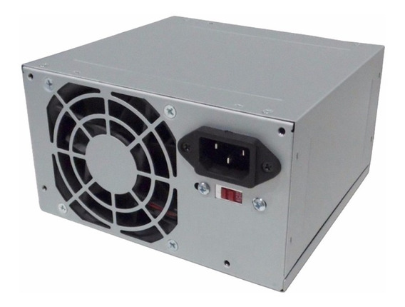 5 Fontes Atx 450w Nominal ( 200w Real) Computador Pc Nfe
