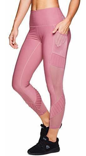 Rbx Active Women S Gym Entrenamiento Yoga Leggings F18 Green