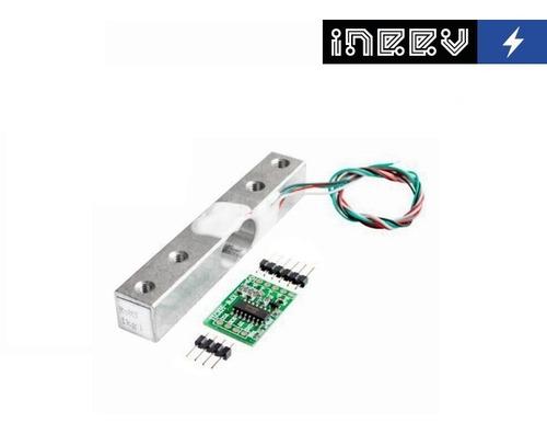 Sensor De Peso Hx711 Celda De Carga 10kg