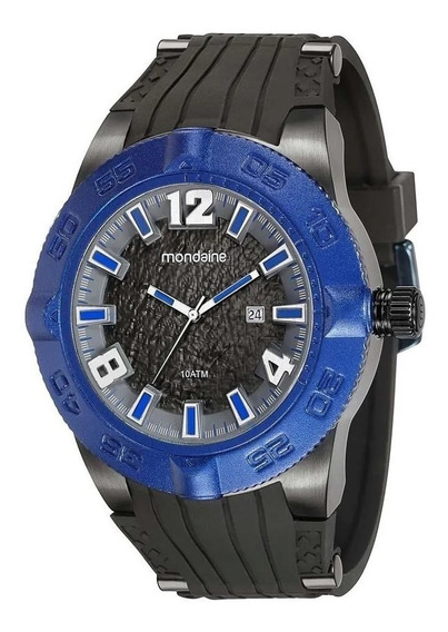 Relógio Mondaine Novo Frete Grátis- 12x S/juros 94720gpmveu1