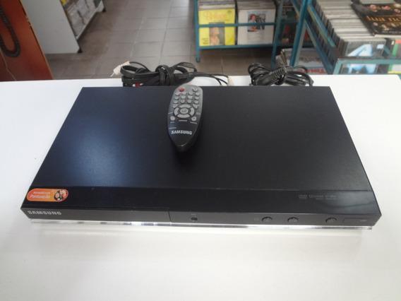 Aparelho Dvd Com Karaokê Samsung C360ks