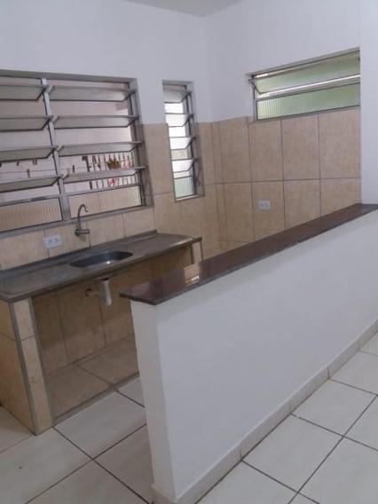 Casa Para Locação Em Itapecerica Da Serra, Parque Paraíso, 1 Dormitório, 1 Banheiro - 490_2-853062