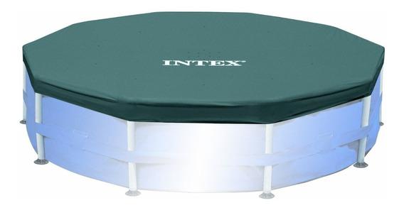 Capa Para Piscina Estrutural 305 Intex