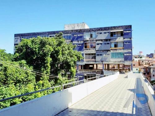 Apartamento Com 1 Dormitório À Venda, 42 M² Por R$ 138.000,00 - Federação - Salvador/ba - Ap0349