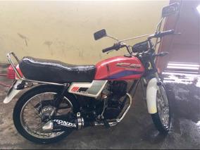 Honda Cg 125 Ano 86