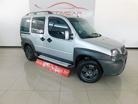 Doblo Adventure 1.8 Flex 5 Lugar + Banco