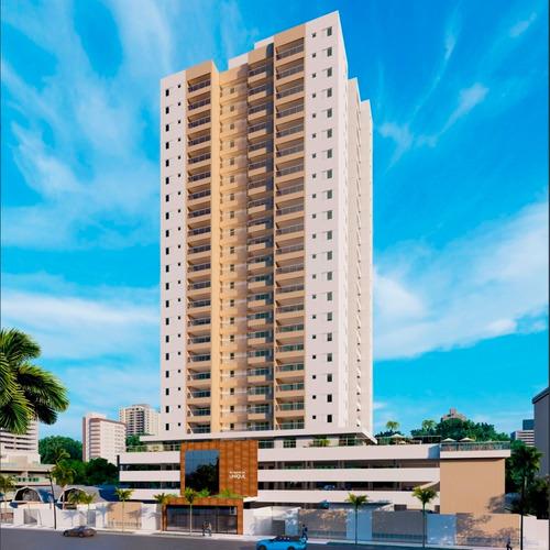 Imagem 1 de 14 de Apartamento De 2 Dormitórios No Guarujá