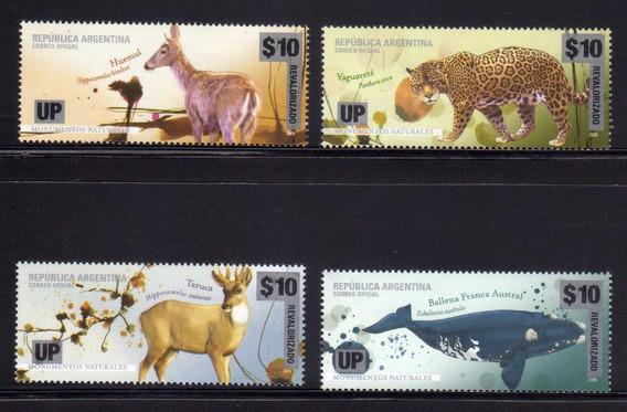 Serie Revalorizada Fauna Protegida Mint