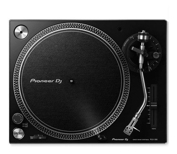 Toca Disco Pioneer Plx-500k