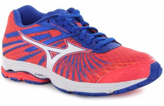 Zapatillas Mizuno Wave Sayonara 4 W Running Mujer Importada