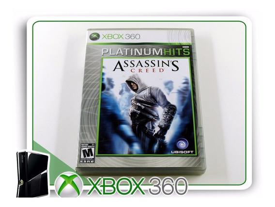 X360 Assassins Creed Platinum Hits Original Xbox 360