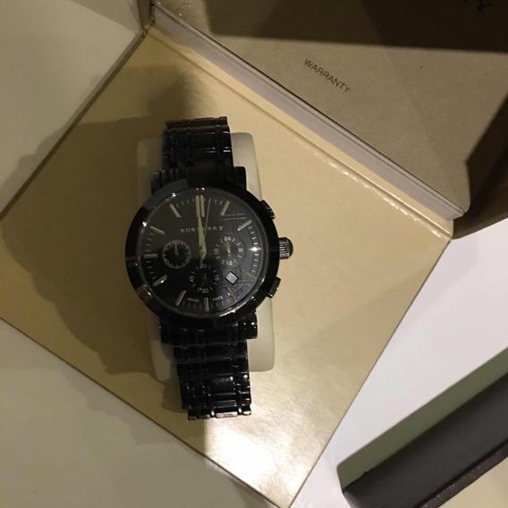 Reloj Burberry Hombre Original Bu-1360