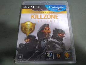 Jogo Seminovo Killzone Trilogy Ps3 Pronta Entrega Aproveite!