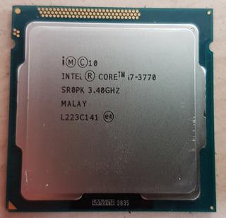 Combo I7 3770 Y Memorias Ram Ddr3 2x 4 8 Gb En Total 1600