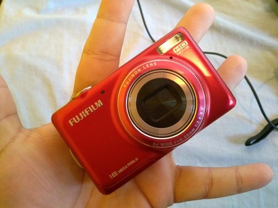 Camera Fotográfica Fujifilm 16megapixels Filma Em Hd