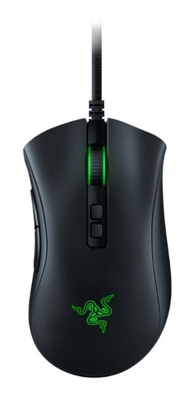Mouse Gamer Razer Deathadder V2 Chroma 5g 20000 Dpi