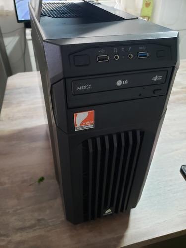 Cpu Gamer I5 Gtx 970 16gb Hd Ssd
