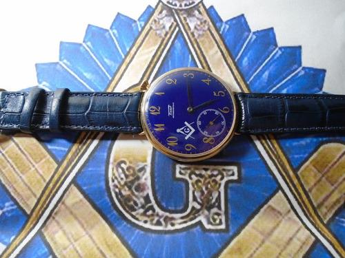 Tissot Antigo Símbolo Maçonaria Cal 38.2 Ano 1941