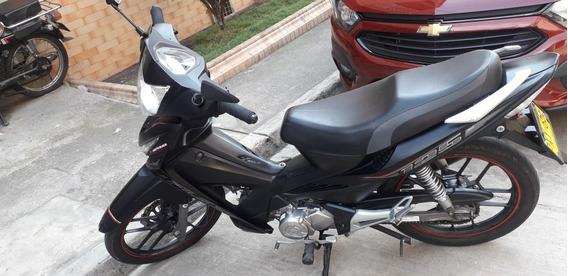Moto Flex 125 Mod.2018 Muy Buen Estado Papeles Al Dia