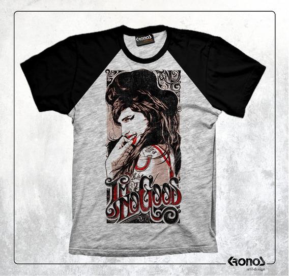 Remera Amy Winehouse Retro I´m No Good Vintage