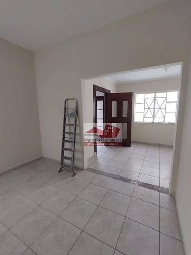 Casa Com 3 Dormitórios Para Alugar, 400 M² Por R$ 3.900,00/mês - Planalto Paulista - São Paulo/sp - Ca1275