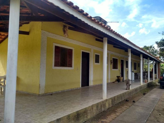 Chácara Com 2 Dormitórios À Venda, 11000 M² Por R$ 280.000 - Rio De Una - Ibiúna/sp - Ch0242