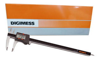 Paquímetro Digital 300mm 12 Digimess 100.178bl Original