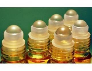 Imagen 1 de 4 de Perfumero De Vidrio Roll-on, Para Souvenir Día De La Madre
