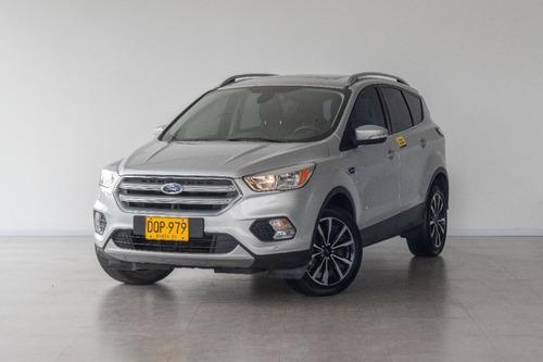 Ford Escape Titanium 4x4 2.0 Tp 245hp 2017