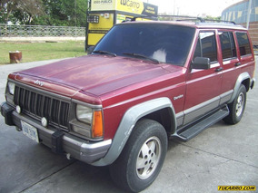 Jeep Cherokee Classic 4x4/laredo/vx5t(tela) - Automatico