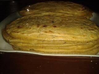 Tlacoyos Maiz Amarillo ( 4 Docenas)