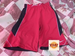 Short Nike Basketball Doble Vista Dri-fit