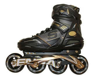 Patins Roller Action Woxies Pw-150 Profissional 35 Ao 37