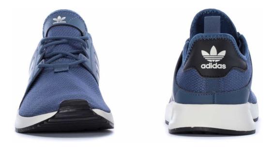 Tenis adidas X_plr Azul C/ Negro Nuevos En Caja Original.