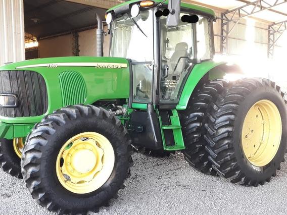 Tractor John Deere 7515 Año 2008!!