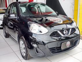 Nissan March 1.0 12v S 5p - Completo! Ipva 2019 Grátis