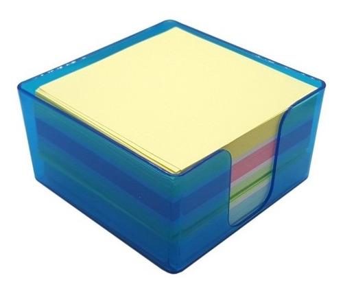 Portataco Con Cubo De Papel Colores | Studmark