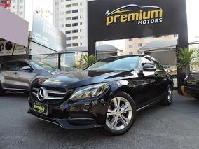 Mercedes-benz Classe C 1.6 Avantgarde Turbo Flex 4p 18/18