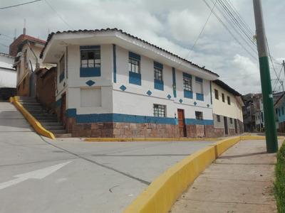 Casa 2 Pisos Cusco ,cerca Al Centro