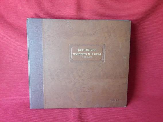 Discos De Pasta - Beethoven Concerto N°4 Op 58