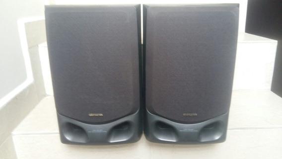 Par De Caixa Aiwa Do Mini System 2200 No Cx 2200 H